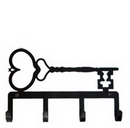 Village Wrought Iron KH-151 Key - Key Holder