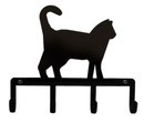 Village Wrought Iron KH-6 Cat - Key Holder