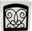Village Wrought Iron NH-110 Heart Napkin Hldr