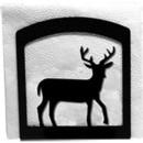 Village Wrought Iron NH-3 Deer - Napkin Holder