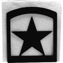 Village Wrought Iron NH-45 Star - Napkin Holder