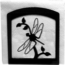 Village Wrought Iron NH-71 Dragonfly - Napkin Holder