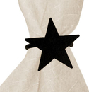 Village Wrought Iron NR-45 Star - Napkin Ring