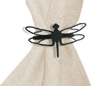 Village Wrought Iron NR-71 Dragonfly - Napkin Ring
