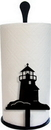 Village Wrought Iron PT-C-10 Lighthouse - Paper Towel Stand