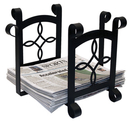 Village Wrought Iron RB-91 Torrington - Newspaper Recycle Bin