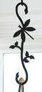 Village Wrought Iron SH-D-71 Dragonfly - S-Hook