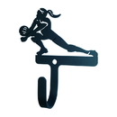 Village Wrought Iron WH-289-S Volleyball - Woman's / Girl's - Wall Hook Small