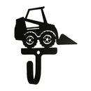 Village Wrought Iron WH-299-S Skid Steer - Wall Hook Small