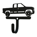 Village Wrought Iron WH-319-S Pick Up Truck - Wall Hook Small