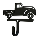 Village Wrought Iron WH-325-S Antique Truck - Wall Hook Small