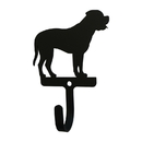 Village Wrought Iron WH-326-S Mastiff - Wall Hook Small