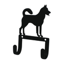 Village Wrought Iron WH-LC-336 Canaan - Leash and Collar Wall Hook