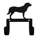 Village Wrought Iron WH-LC-338 Shepard - Leash and Collar Wall Hook
