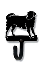 Village Wrought Iron WH-MAG-105 Dog - Magnetic Hook