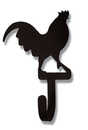 Village Wrought Iron WH-MAG-1 Rooster - Magnetic Hook