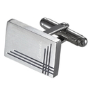 Caseti Leo Stainless Steel Cuff Links