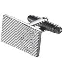 Caseti Gordon Stainless Steel Cuff Links