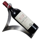 Visol Volnay Stainless Steel Wine Bottle Holder