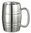Visol Big Cooper Double Walled Stainless Steel Mug - 13 ounces