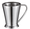 Visol Columbia Double Walled Stainless Steel Coffee Mug