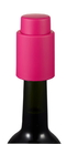 Visol Vacustopper Hot Pink Rubberized Wine Stopper Pump