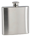 Visol Damon Plain Stainless Steel Flask - 6oz