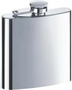 Visol Shiner Premium Polished Stainless Steel 6oz Hip Flask