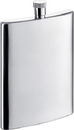 Visol Ultra Slim 2 oz Ultra Slim Stainless Steel Flask