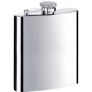 Visol Ray Stainless Steel Hip Flask - 8 oz