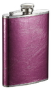 Visol Lydia Hot Pink Liquor Flask - 6 ounce