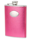 Visol Marilia Hot Pink 8 oz Flask For Women