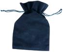 Visol Navy Blue Velvet Pouch for Flask