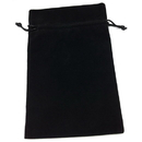 Visol Black Velvet Pouch for 6 oz Flasks