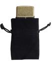 Visol Black Velvet Pouch - 2.5 long x 2.25 wide