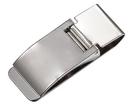 Visol Calvin  Stainless Steel  Money Clip