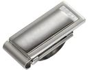 Visol Alvaro Stainless Steel Engravable Money Clip