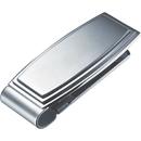 Visol Capri Stainless Steel Engravable Money Clip