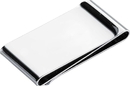 Visol Dual Stainless Steel Money Clip
