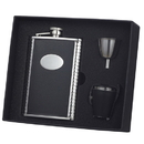 Visol Tux 8 oz Flask Gift Set