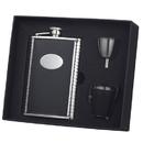 Visol Tux 8 oz Flask Gift Set