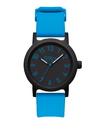 Vestal ALP3P06 Alpha Bravo Plastic Watch - Blue/Black