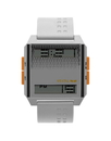 Vestal DIG032 Digichord Watch - White/Yelow/Positive