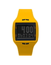 Vestal HLMDP17 Helm Watch - Fluorescent Orange/Black/Yellow/Negative