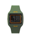 Vestal HLMDP22 Helm Watch - Army/Orange