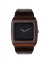 Vestal MWD3W02 Muir Wood Watch - Ebony With Adjustable Links