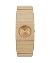 Vestal RWS3W02 Rosewood Slim Watch - Bamboo (Real Wood)