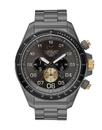 Vestal ZR3035 ZR3 Watch - Gun/Gold