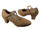 Very Fine VF Competitive Dancer CD1111 Ladies' Character Shoes, Dance Shoes