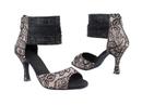 Very Fine SERA7003ESS Ladies' Latin, Rhythm & Salsa Dance Shoes